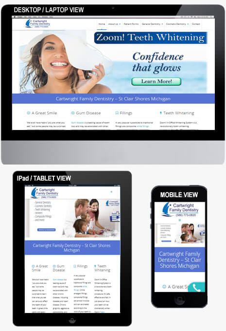 Websites for Ipads & Iphones