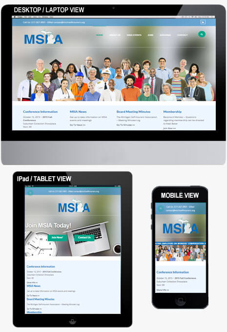 Michigan Mobile Web Designers