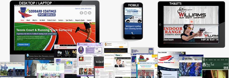 Mobile web designers in Michigan
